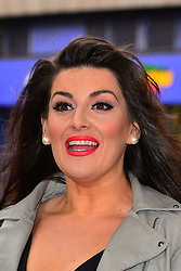Jodie Prenger during Theatre Royal Drury Lane re-opening as Theatre Royal Drury Lane is reopened on its 350th anniversary following a renovation of its Rotunda, Royal Staircases and Grand Saloon, Theatre Royal Drury Lane, London, United Kingdom, UK, May 15, 2013. Photo by: Nils Jorgensen / i-Images