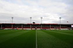 Walsall FC, Bescot Stadium  - Photo mandatory by-line: Dougie Allward/JMP - Mobile: 07966 386802 26/08/2014 - SPORT - FOOTBALL - Walsall - Bescot Stadium - Walsall v Crystal Palace - Capital One Cup