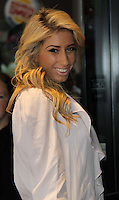 Stacey Solomon Shrek Forever After Gala Screening held at the Vue Cinema, Leicester Square, London, UK, 20 June 2010. For piQtured Sales contact: Ian@piqtured.com Tel: +44(0)791 626 2580 (Picture by Richard Goldschmidt/Piqtured)