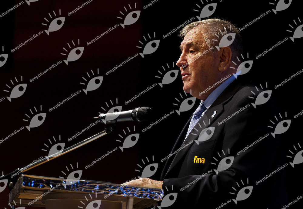 II FINA World Aquatics Convention<br /> Moscow Russia oct. 30th, Nov. 1st, 2012<br /> Opening Oct. 31th<br /> Photo G.Scala/Deepbluemedia/Insidephoto