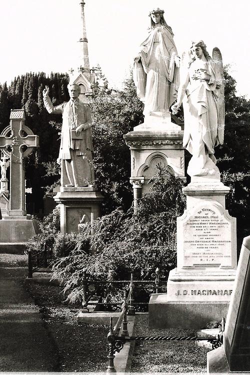 Glasnevin Cemetery Dublin 1996