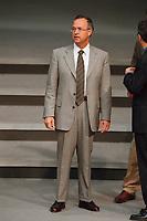 """17 SEP 1999, BERLIN/GERMANY:<br /> Hans Eichel, SPD, Bundesfinanzminister, während der Bundestagsdebatte """"Haushaltsgesetz 2000"""", Plenum, Deutscher Bundestag<br /> IMAGE: 19990917-01/01-33"""