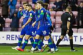 Wigan Athletic v Huddersfield Town 141219