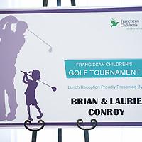 Franciscan Childrens 2018 Golf 09-24-18