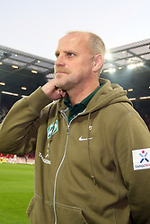 29.10.2011, Coface Arena, Mainz, GER, 1.FBL, Mainz 05 vs Werder Bremen, im Bild.Thomas Schaaf (Trainer Werder Bremen)..// during the 1.FBL, Mainz 05 vs SV Werder Bremen on 2011/10/29, Coface Arena, Mainz, Germany. Foto © nph / Mueller