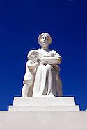 Monument in Bauta, Artemisa, Cuba.