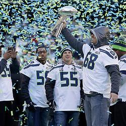 Seahawks Fans Super Bowl XLVIII