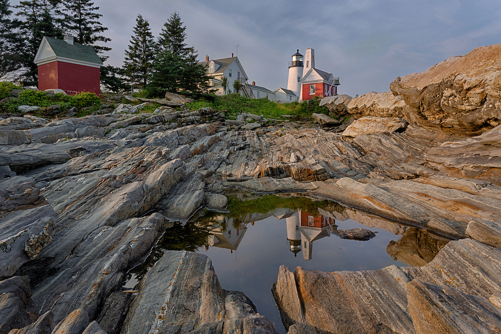 Pemaquid Point Light Station, Bristol, Maine