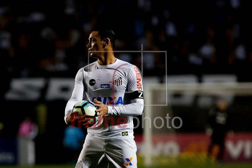 Ricardo Oliveira do Santos durante partida contra o Fluminense, na noite desta segunda-feira (14), no Estádio Paulo Machado de Carvalho (Pacaembu) ZN Oeste da cidade. Foto: Léo Pinheiro/Framephoto