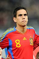 FOOTBALL - UNDER 21 - FRIENDLY GAME - FRANCE v SPAIN - 24/03/2011 - PHOTO GUILLAUME RAMON / DPPI - JOSE LUIS GARCIA (SPA)