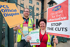 2014-06-24_PCS Picket HMRC Bradford