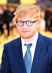 Ed Sheeran attending the Yesterday UK Premiere held in London, UK.