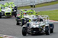 BookaTrack.com Caterham Superlight R300 Championship - Oulton Park - 13th August 2016