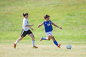 Sussex County Community College Women's Soccer vs Dean College - 28 September 2014