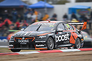 19th May 2018, Winton Motor Raceway, Victoria, Australia; Winton Supercars Supersprint Motor Racing; James Courtney drives the number 25 Walkinshaw Andretti United Holden Commodore ZB during race 13 of the 2018 Supercars Championship