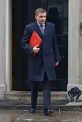 © Licensed to London News Pictures. 22/01/2013. Westminster, UK Welsh Secretary David Jones. Politicians at Cabinet Meeting on Downing Street this morning 22 January 2012. Photo credit : Stephen Simpson/LNP