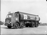 New Shell Tanker at North Wall<br />