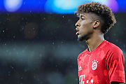 Bayern Munich midfielder Kingsley Coman (29) during the Champions League match between Tottenham Hotspur and Bayern Munich at Tottenham Hotspur Stadium, London, United Kingdom on 1 October 2019.