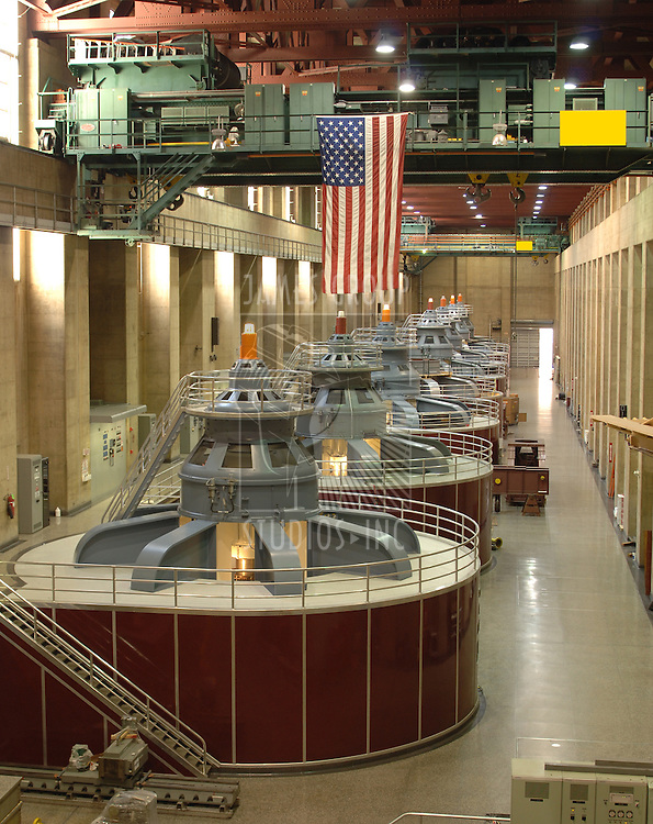 Hydro-electric turbines
