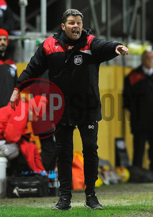 Bristol City manager, Steve Cotterill - Mandatory byline: Dougie Allward/JMP - 12/01/2016 - FOOTBALL - Ashton Gate - Bristol, England - Bristol City v Preston North End - Sky Bet Championship