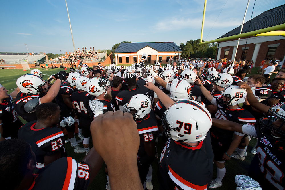 2014 Campbell University Football vs Pikeville