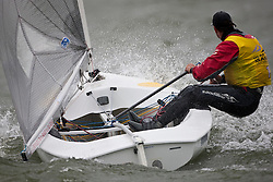 Ivan Kljakovic Ga, 2nd overall. May 29th, Delta Lloyd Regatta in Medemblik, The Netherlands (26/30 May 2011).