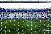 Stadium shot during the Champions League round of 16, game 2 match between Leicester City and Sevilla at the King Power Stadium, Leicester, England on 14 March 2017. Photo by Simon Davies.