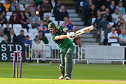 Riki Wessels during the Natwest T20 Blast North Group match between Nottinghamshire County Cricket Club and Worcestershire County Cricket Club at Trent Bridge, West Bridgford, United Kingdom on 26 July 2017. Photo by Simon Trafford.