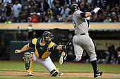 20150528 - New York Yankees @ Oakland Athletics