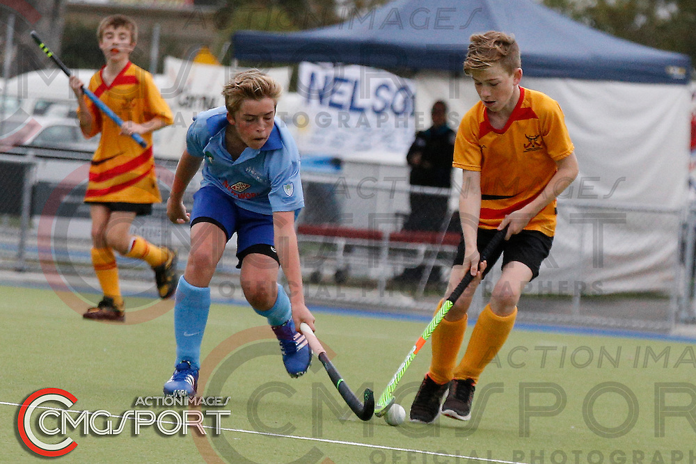 NORTHLAND V THAMES VALLEY DAY 3<br /> U13 BOYS HATCH CUP FROM NUNWEEK PARK IN Christchurch. OCTOBER 3RD - 8TH , 2016.<br /> Photo by CMGSPORT
