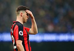 Jack Simpson of Bournemouth looks dejected - Mandatory by-line: Matt McNulty/JMP - 23/12/2017 - FOOTBALL - Etihad Stadium - Manchester, England - Manchester City v Bournemouth - Premier League
