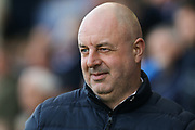 Rochdale manager Keith Hill during the EFL Sky Bet League 1 match between Chesterfield and Rochdale at the Proact stadium, Chesterfield, England on 25 March 2017. Photo by Aaron  Lupton.