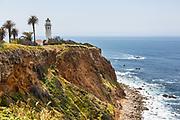 Point Vicente Lighthouse Palos Verdes Peninsula