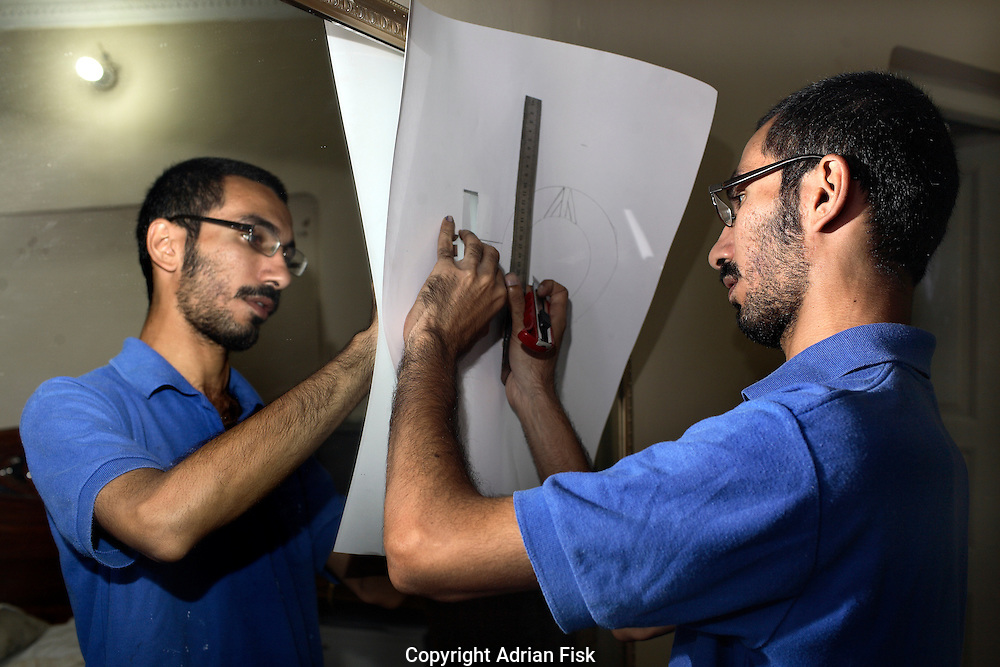 Celebrated young pakistani artist Asim Butt on a journey of political graffiti through Pakistan during the summer of 2009..It took several hours each evening for Asim to prepare for the graffiti he would spray the next day.