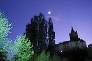 DEU, Germany, Lower Rhine region, Kleve, the castle Schwanenburg.....DEU, Deutschland, Niederrhein, Kleve, die Schwanenburg.........