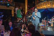 ALAN CARR, The Hoping Foundation  'Rock On' benefit evening for Palestinian refugee children.  Cafe de Paris, Leicester Sq. London. 20 June 2013
