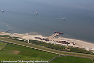 Luchtfotografie - Ameland - project Verbetering Waddenzeedijk