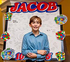 Jacob Faierman's Bar Mitzvah 10-10-2015