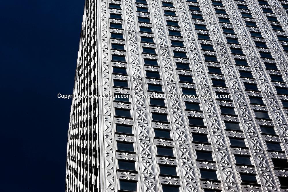 New York. elevated view. on Times square. room with a view on Times square area    /  chambre avec vue sur les buildings de Times square  vue depuis l'hotel Hilton Times square  New York