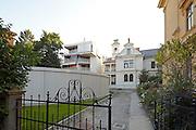 Gründerzeitvilla und Wohnbau Habitat 2 Mozartgasse, Graz.Architektur: Giencke & Company