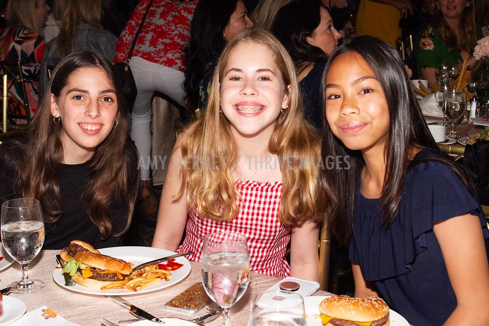 Kids' Table, Eva Jacob Haven (center)