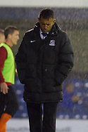 Picture by David Horn/Focus Images Ltd +44 7545 970036<br /> 13/09/2013<br /> Phil Brown Manager of Southend United looks dejected during the Sky Bet League 2 match at Roots Hall, Southend.