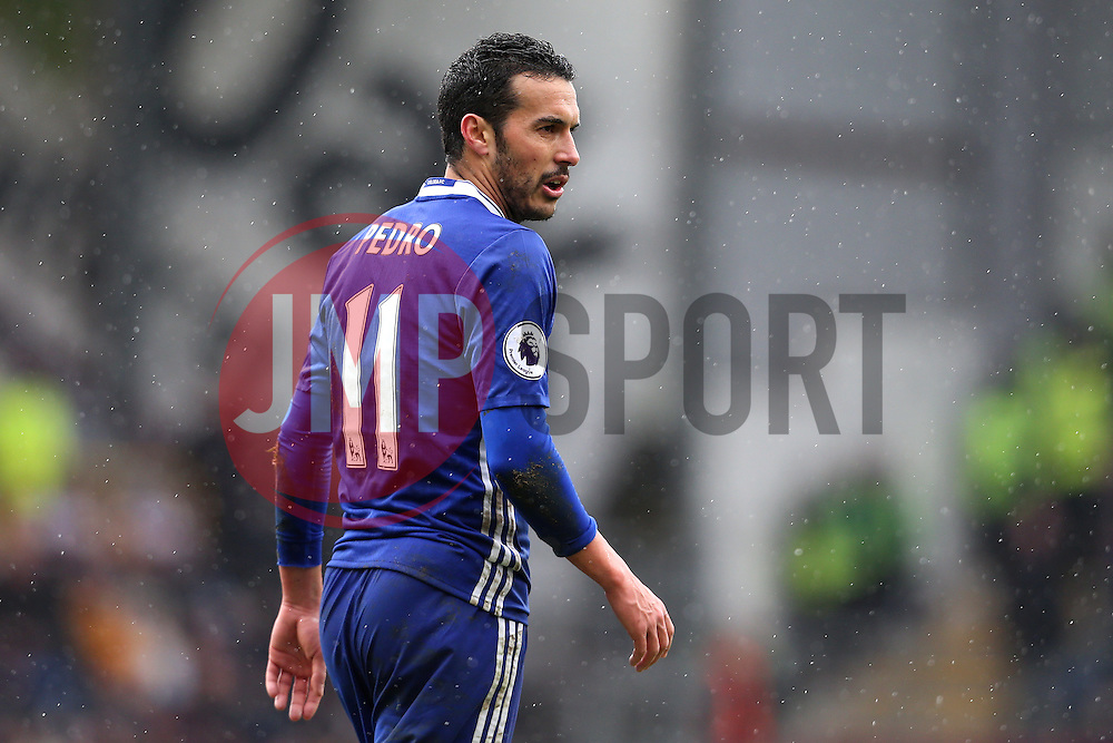 Pedro of Chelsea - Mandatory by-line: Matt McNulty/JMP - 12/02/2017 - FOOTBALL - Turf Moor - Burnley, England - Burnley v Chelsea - Premier League