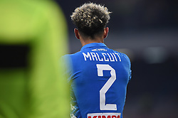 February 17, 2019 - Naples, Naples, Italy - Kevin Malcuit of SSC Napoli during the Serie A TIM match between SSC Napoli and FC Torino at Stadio San Paolo Naples Italy on 17 February 2019. (Credit Image: © Franco Romano/NurPhoto via ZUMA Press)