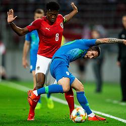 20190607: AUT, Football - UEFA EURO 2020 Qualifier, Austria vs Slovenia
