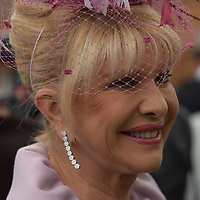 Ivana Trump at Ladies Day, Royal Ascot 2007, Thursday 21st Jun 2007