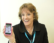 """Conservative Party Conference, ICC, Birmingham, Great Britain <br /> Day 1<br /> 7th October 2012 <br /> <br /> <br /> Esther Rantzen <br /> speaking at fringe meeting <br /> WRVS """"Do older people have a voice in Today's Britain""""<br /> <br /> <br /> Photograph by Elliott Franks<br /> <br /> Tel 07802 537 220 <br /> elliott@elliottfranks.com<br /> <br /> ©2012 Elliott Franks<br /> Agency space rates apply"""