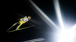 24.02.2015, Lugnet Ski Stadium, Falun, SWE, FIS Weltmeisterschaften Ski Nordisch, Skisprung, Herren, Training, im Bild Noriaki Kasai (JPN) // Noriaki Kasai of Japan during the Mens Skijumping Training of the FIS Nordic Ski World Championships 2015 at the Lugnet Ski Stadium, Falun, Sweden on 2015/02/24. EXPA Pictures © 2015, PhotoCredit: EXPA/ JFK