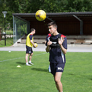 Dundee&rsquo;s Cammy Kerr - Day 2 of Dundee FC pre-season training camp in Obertraun, Austria<br /> <br />  - &copy; David Young - www.davidyoungphoto.co.uk - email: davidyoungphoto@gmail.com