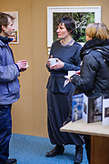 The 2017 'Being Human' event held in Galashiels and Jedburgh. The theme was 'Mapping the Borders' and combined, walks, a Petcha Kutcha event, perfomance art and an exhibtion.<br /> <br /> The 'Mapping the Borders' exhibition was  part of a series of events taking place in the Scottish Borders as part of the Being Human Festival 2017, a celebration of  the humanities. The exhibition showcased the work of eight artists who have interrogated the idea of the Scottish Borders': its landscape, culture, traditions and its identity. The exhibiting artists are Zoe Childerley, Mike Collier, Alec Finlay + Gill Russell, Kate Foster, Clare money, Inge Panneels, Andrew Richardson and John Wallace. Each art work will be matched with a corresponding map from the map archive from the National Library of Scotland.<br /> <br /> The exhibition was hosted by Creative Coathanger, in Venue 50, Galashiels